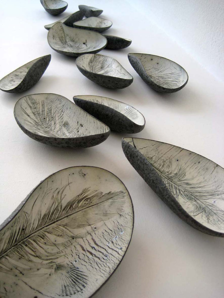 Water Rising Annie Turner Mussel bed