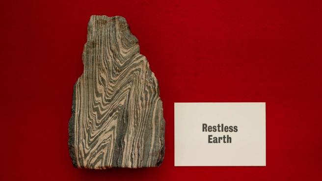 Kaitlin Ferguson Restless earth