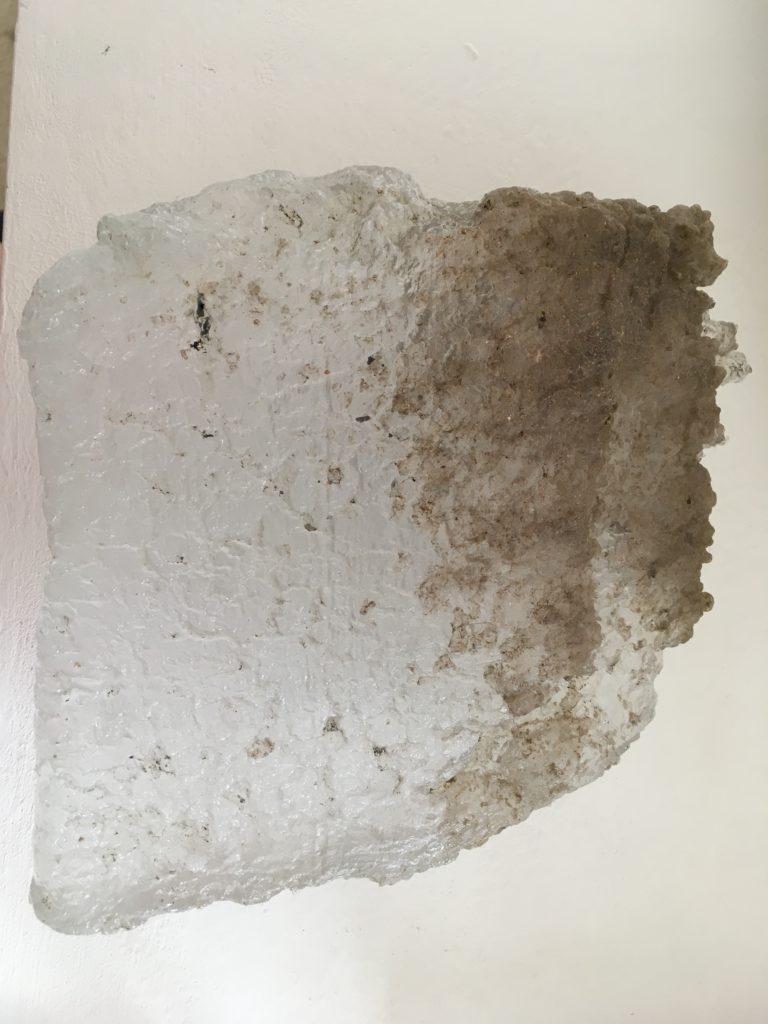 Shaun Fraser glass peat
