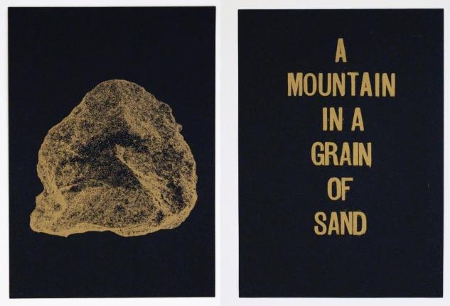 Kaitlin Ferguson a mountain in a grain of sand
