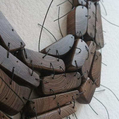 Helga Mogensen necklace detail