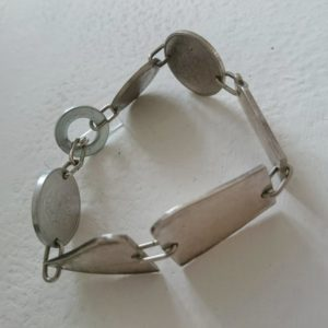 "Kirsten Sonne, ""Continental Spare Change"" Bracelet"