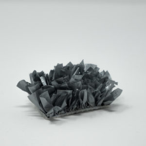 Linda McFarlane: Plastic Fringe Brooch