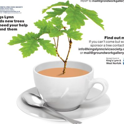 Groundwork Projects Tea for trees