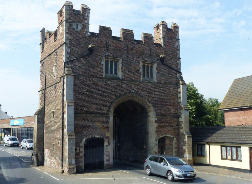 South Gates