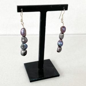 Linda McFarlane: Large Pearl Drop Earrings