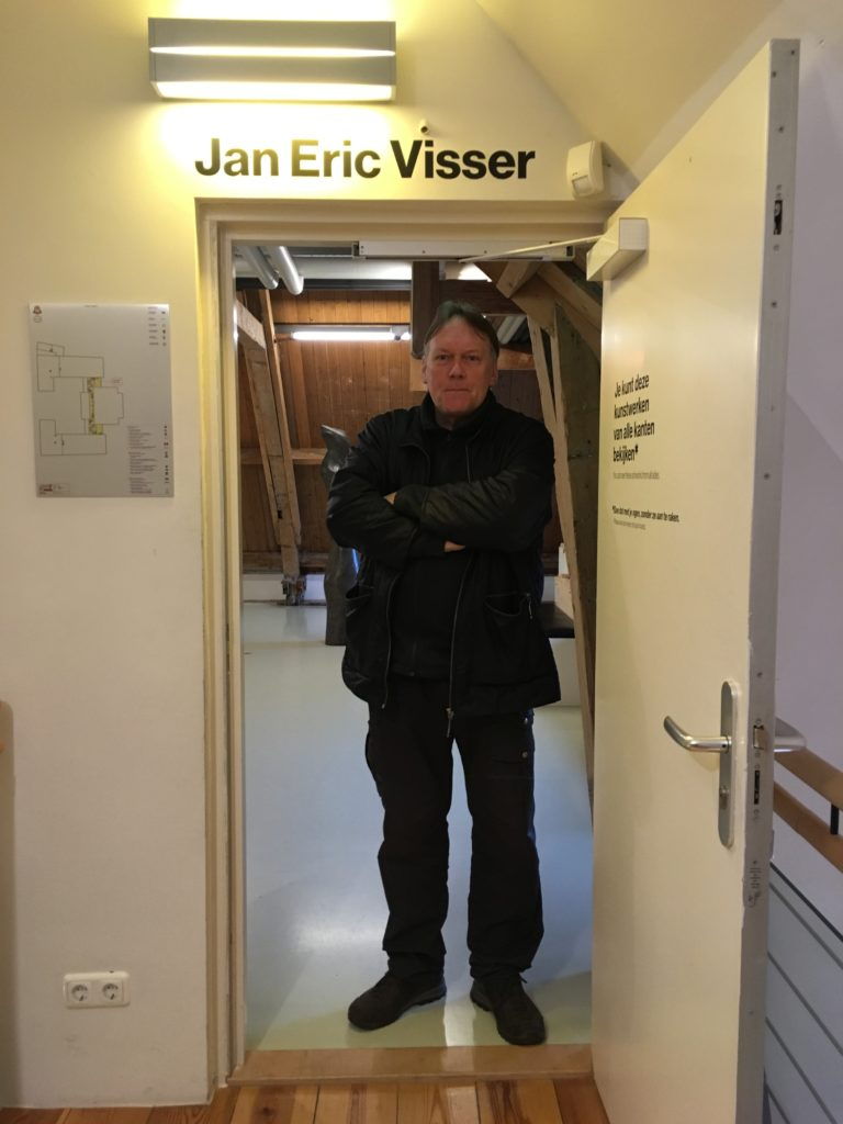 Jan Eric Visser at Schiedam 2019