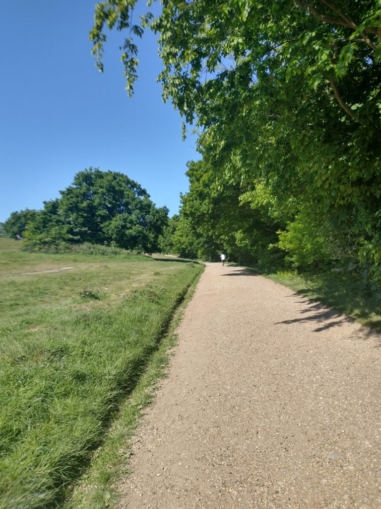 Running and environment Path for run in London