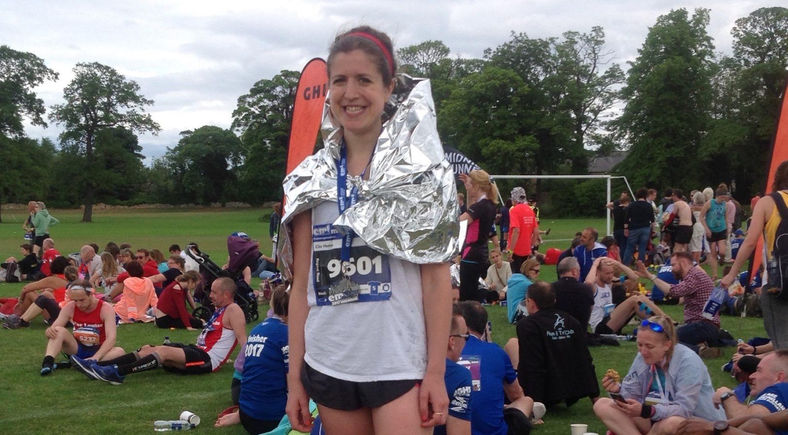 Clio after Marathon