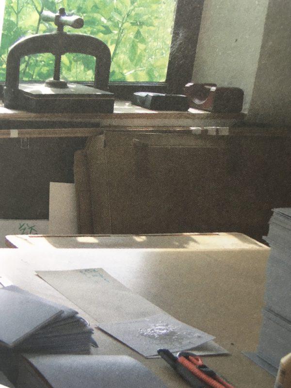 Coracle Press studio