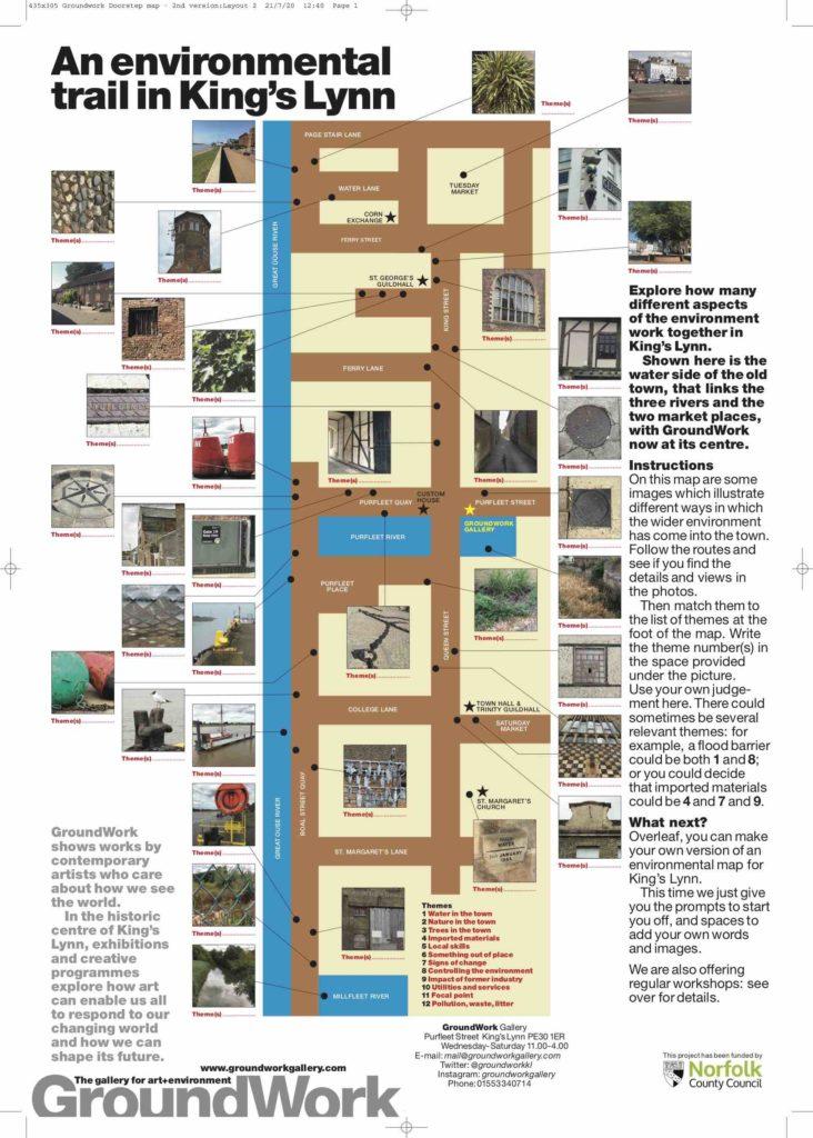 Doorstepenvironment map