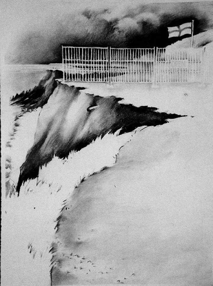 Jayne Ivimey cliffs 10