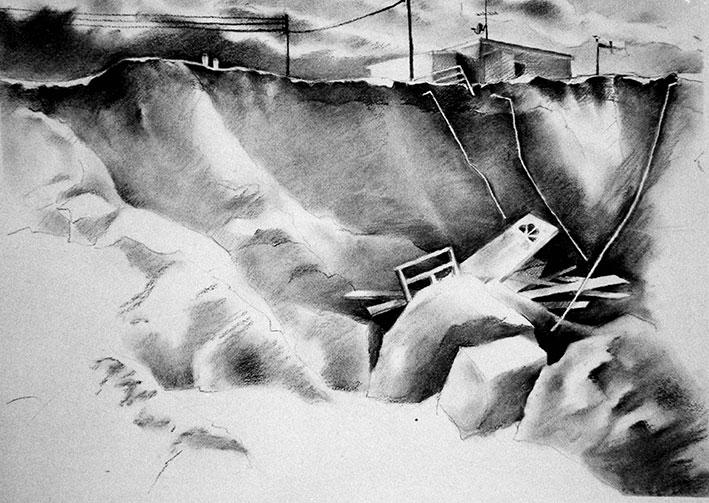 Jayne Ivimey cliffs2