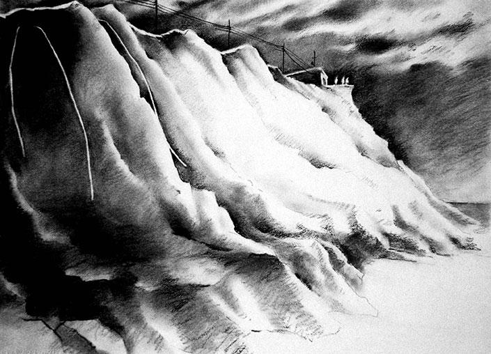 Jayne Ivimey cliffs 3