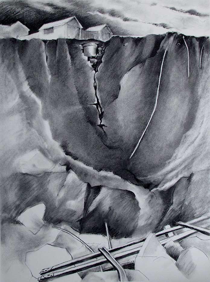 Jayne Ivimey cliffs 6