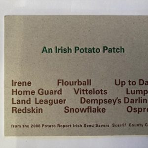 An Irish Potato Patch