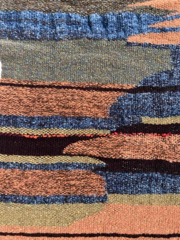 Femke Lemmens Alpujarras scarf 1 detail