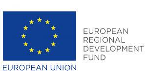 European Regional Developoment Fund logo