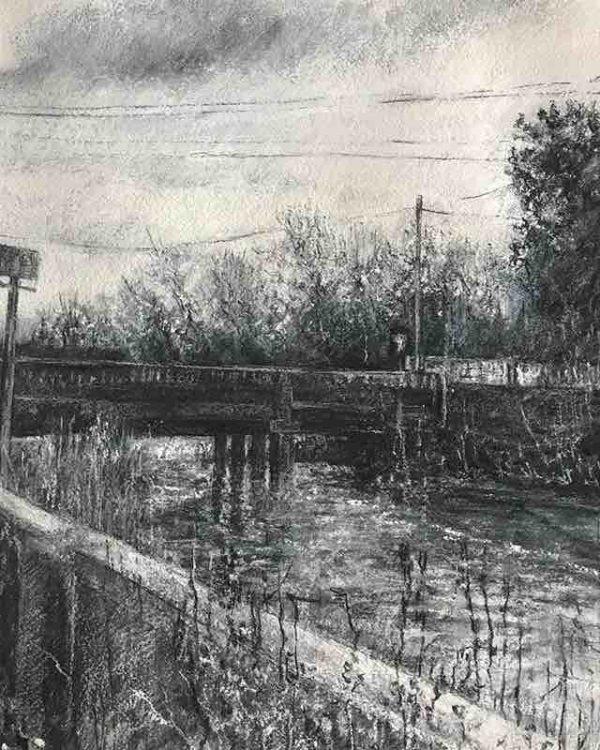 Judith Tucker Louth Canal No 4