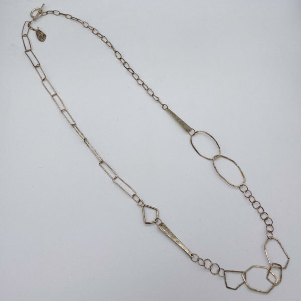 Mixed Link Necklace