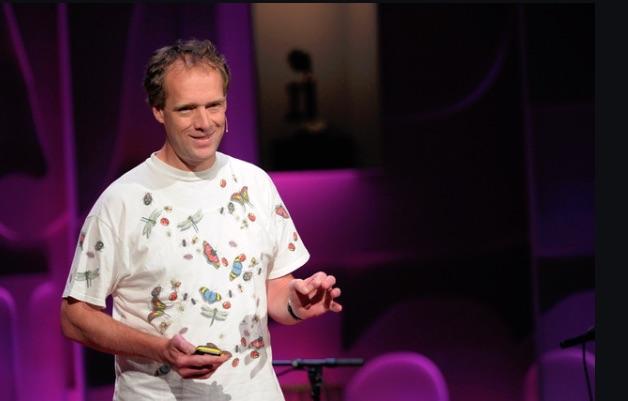 Professor Marcel Dicke
