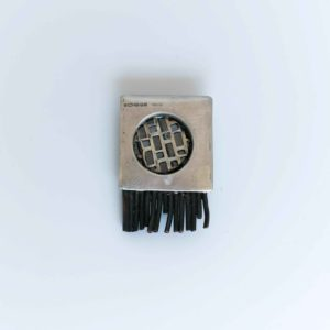 Thatch House Brooch