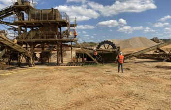 Extraction and Norfolk Quarries: East Bilney