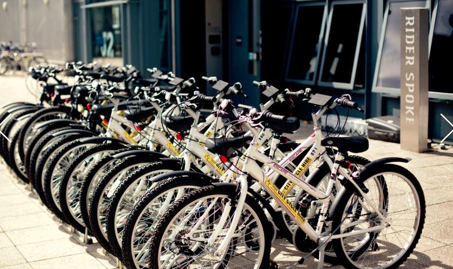 Rider Spoke Bikes