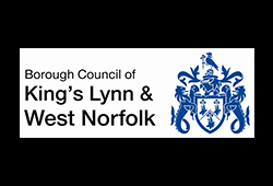 Borough Council of Kings Lynn and West Norfolk logo